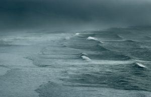 fotografía costera clima lluvia