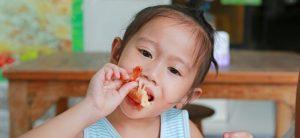 los niños puedes comer marisco